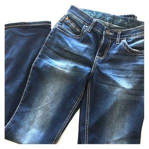 Wrangler Q-Baby Jeans Size 3/4 x 34